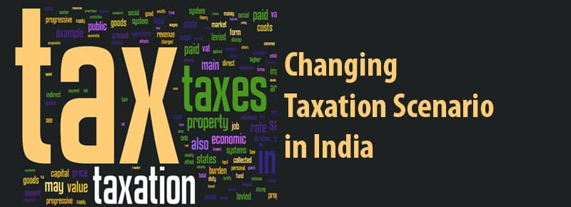Demonetising _ The changing Taxation scenario in India
