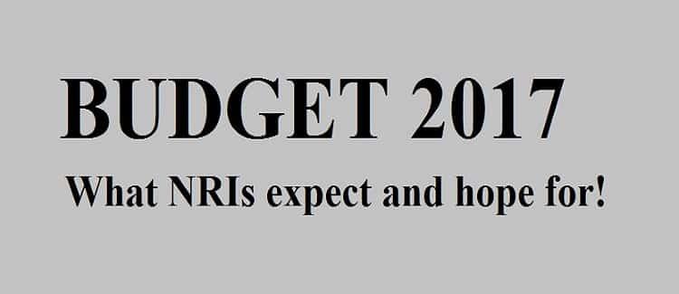 Budget 2017_NRIs