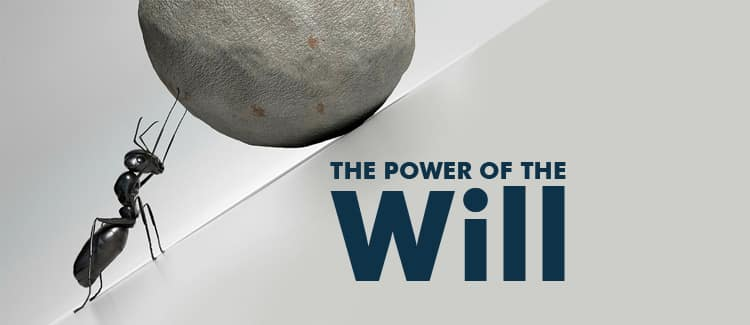 The Power of the will