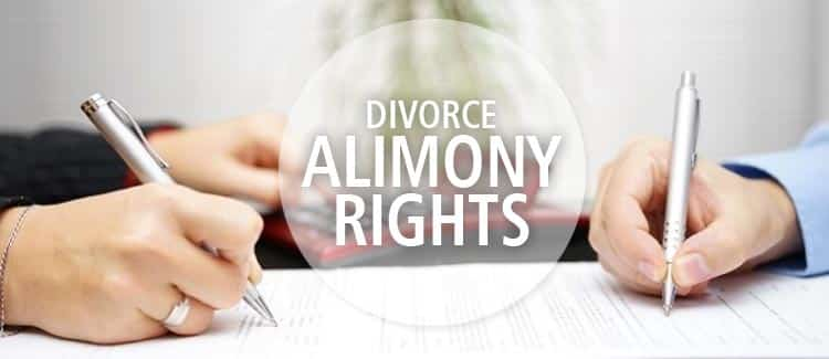 Divorce Alimony Rights