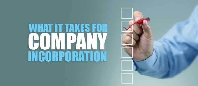 Company-Incorporation