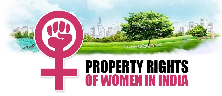 Property Rights of Women in India