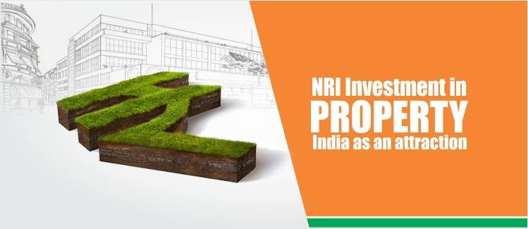 NRI Investment in Investment India as an attraction