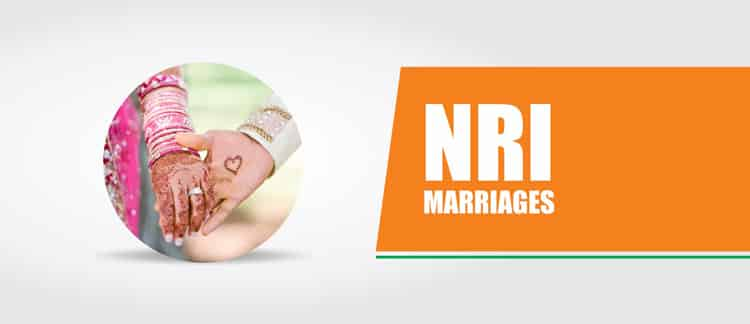 NRI Marriages issues