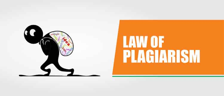Law of Plagiarism in India