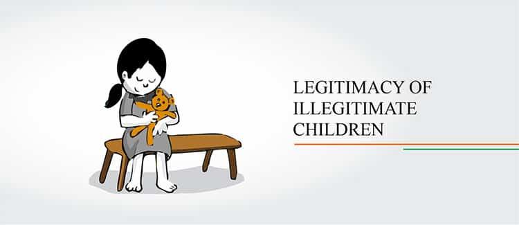Legitimacy illegitimate children