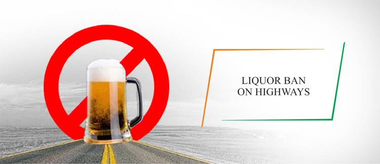 Liquor Ban on Highways