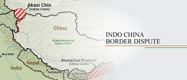 Indo China Border Dispute
