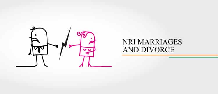 NRI Marriages and Divorce