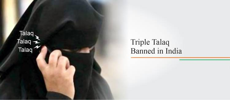 Triple Talaq Banned in India