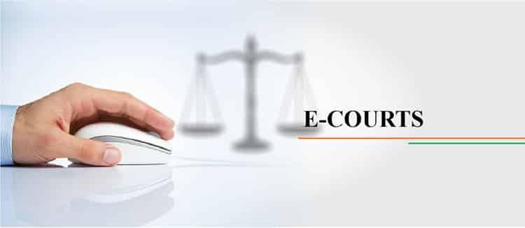 e-courts in India