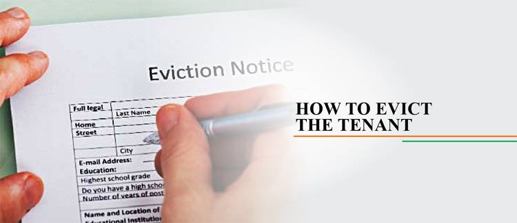 How to Evict the Tenant