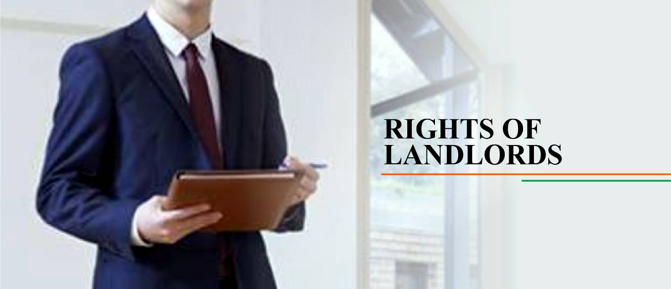 Rights of landlords in India