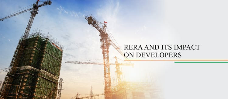 RERA Impact on Developers