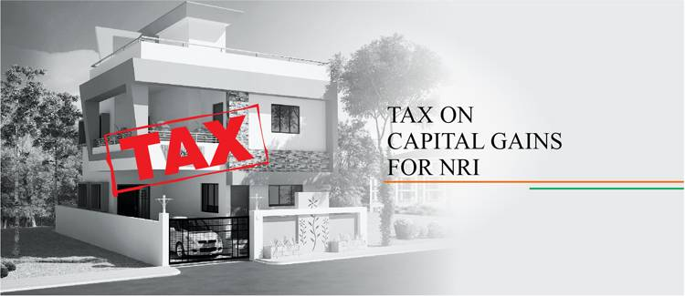 Tax on capital gains