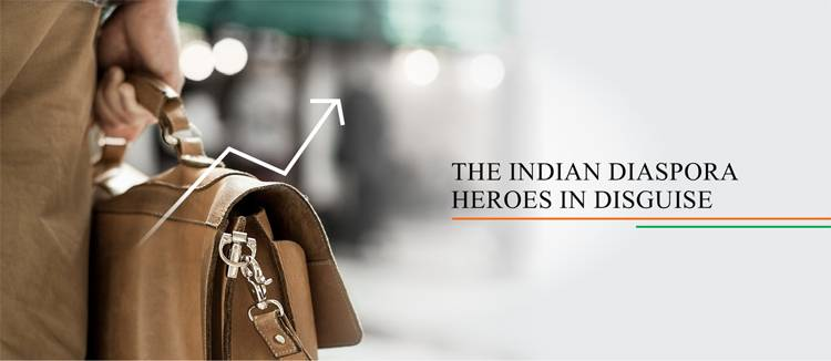 The Indian Diaspora- Heroes in Disguise
