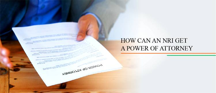 get power of attorney