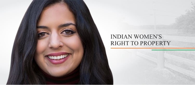 Indian Women's Right to Property