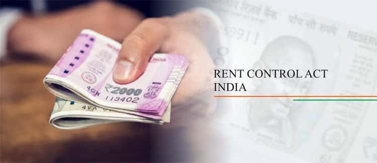 Rent Control Act India