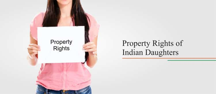 Property Rights of Indian Daughters