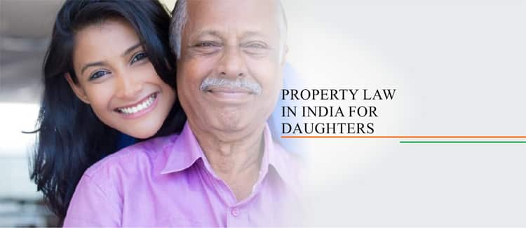 Property law in India for daughters