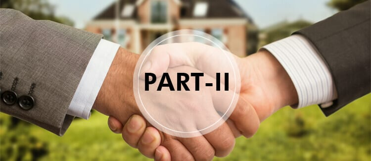 Family Settlement for Property Disputes – Part II