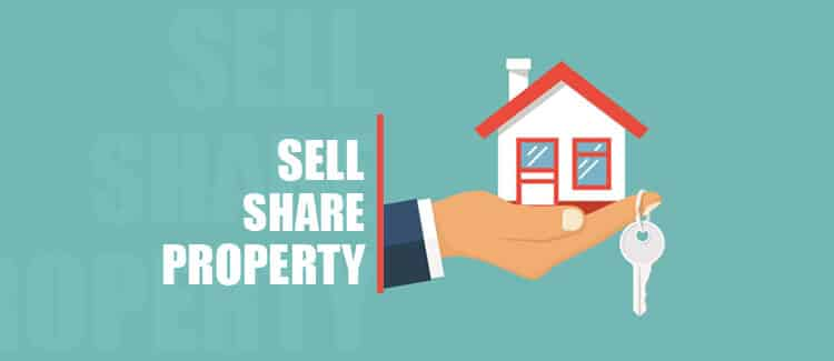 Can you sell your share of an Inherited Property