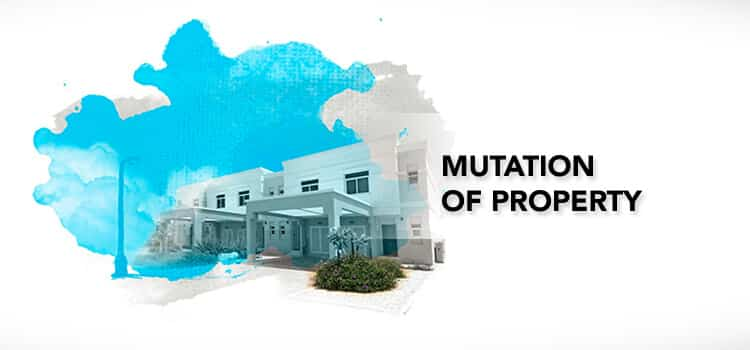 What is mutation of property & why it is important for buyers