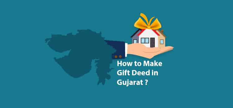 How to Make Gift Deed in Gujarat Front