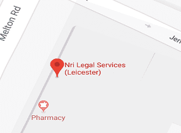 NRI Legal Services office in Leicester