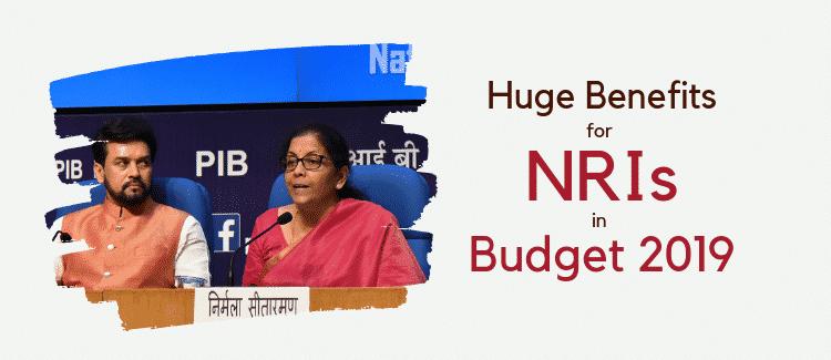 NRI Budget 2019