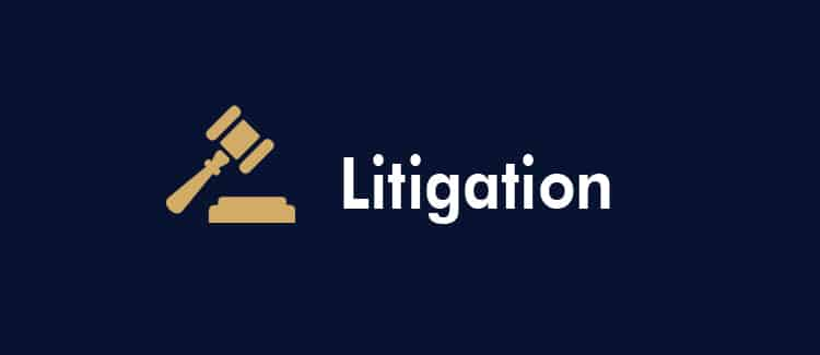 Litigation services for all types of and civil lawsuits