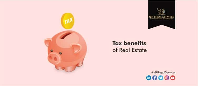 Tax benefits of real estate