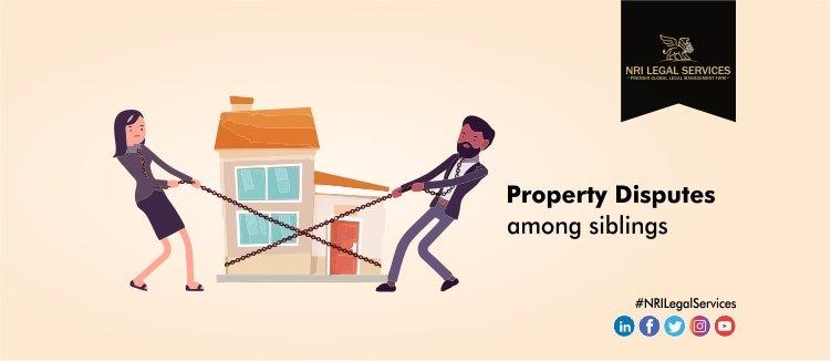 Property Disputes among Siblings