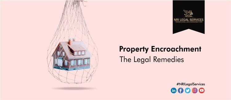 Legal remedies for encroachment of property by neighbor