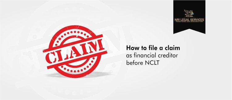 How to File a Claim as Financial Creditor Before NCLT
